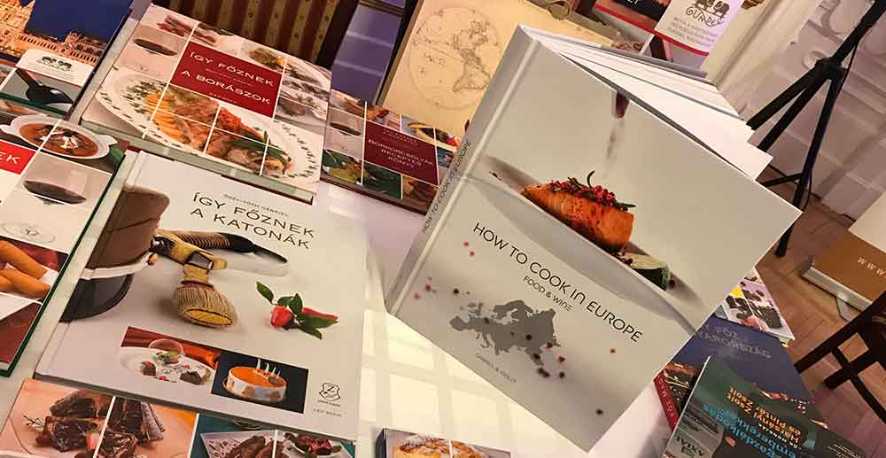 EDMF Translates High-quality Cookbook on European Gastronomy